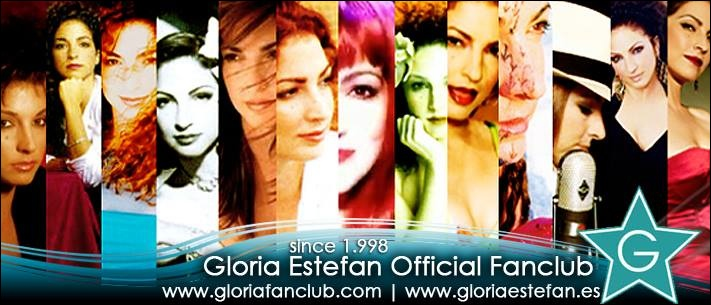 Gloria Estefan Official Fanclub